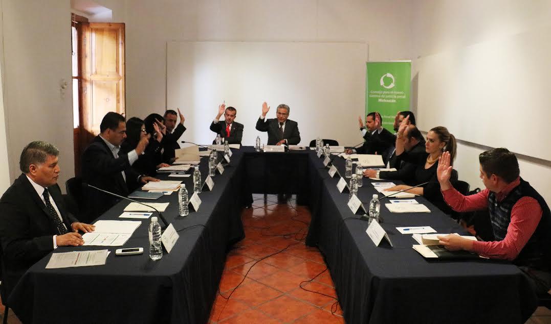 En la 67 sesión ordinaria se brindaron informes por parte de la Secretaría Ejecutiva y por las instituciones operadoras