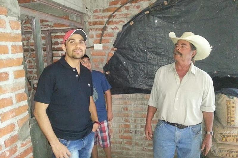 López Meléndez, informó que ha estado atento al ejercicio de los recursos y a la puesta en marcha de los programas, con lo que se busca favorecer a las y los ciudadanos