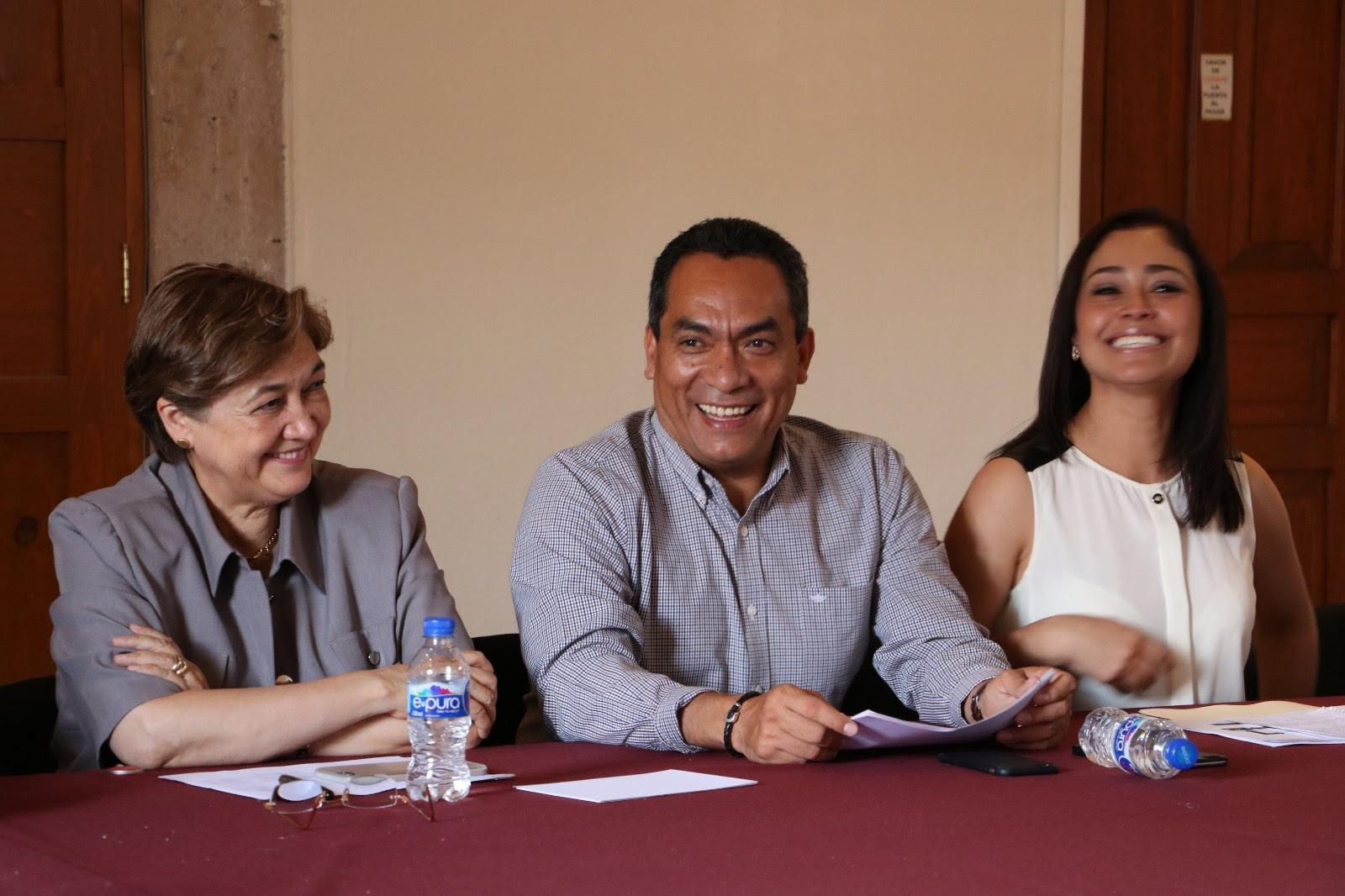 El programa Beca Futuro permitirá tener más jóvenes en las escuelas y no a merced de la delincuencia: López Solís