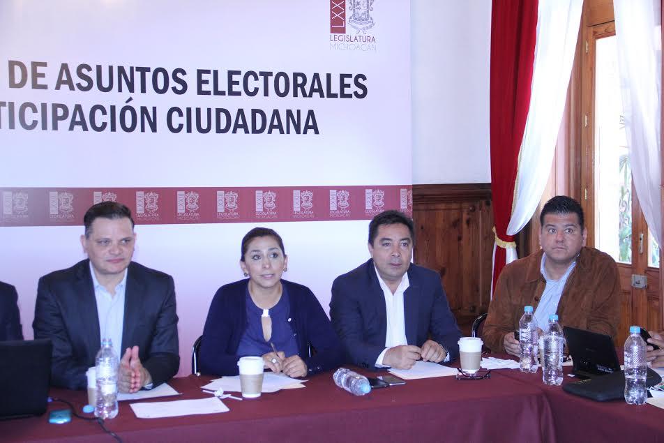 En este sentido, la diputada Alma Mireya González señaló que el estado de Michoacán es pionero en el tema, por lo que se tienen altas expectativas de los resultados que se pueden obtener