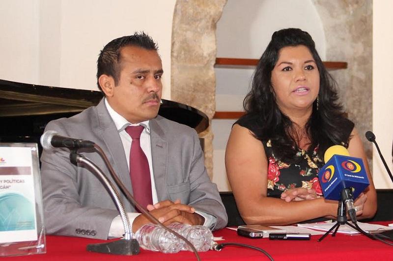 Es un trabajo coordinado de la Comisión de Cultura y Artes del Congreso local que preside la diputada Brenda Fabiola Fraga, e integran Adriana Hernández y Enrique Zepeda