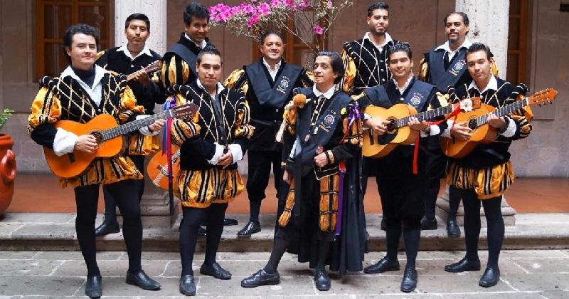 Fundado en el año de 1963, el grupo musical se renueva de manera constante con la participación de entusiastas alumnos de todas las carreras de la Universidad Michoacana