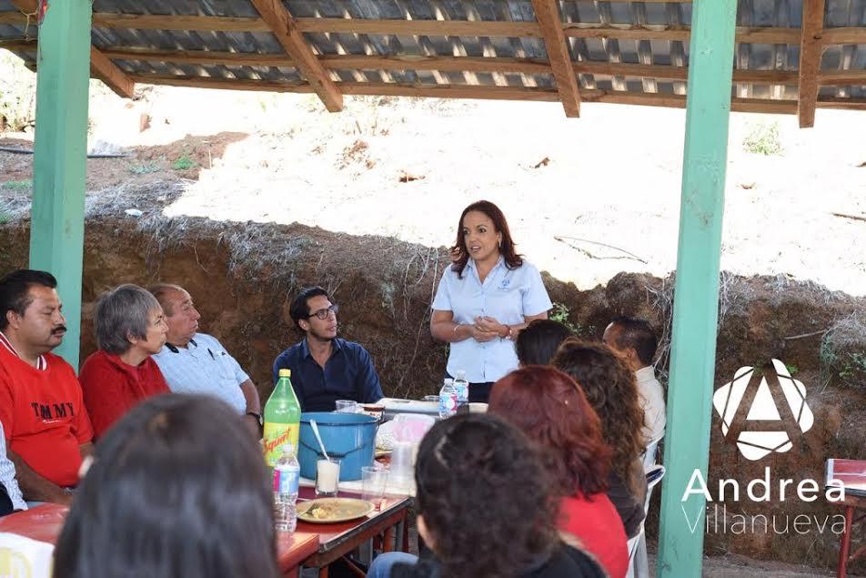 Villanueva Cano consideró fundamental que desde el Congreso del Estado se impulsen leyes que salvaguarden y garanticen el pleno ejercicio de sus derechos a este sector tan vulnerable