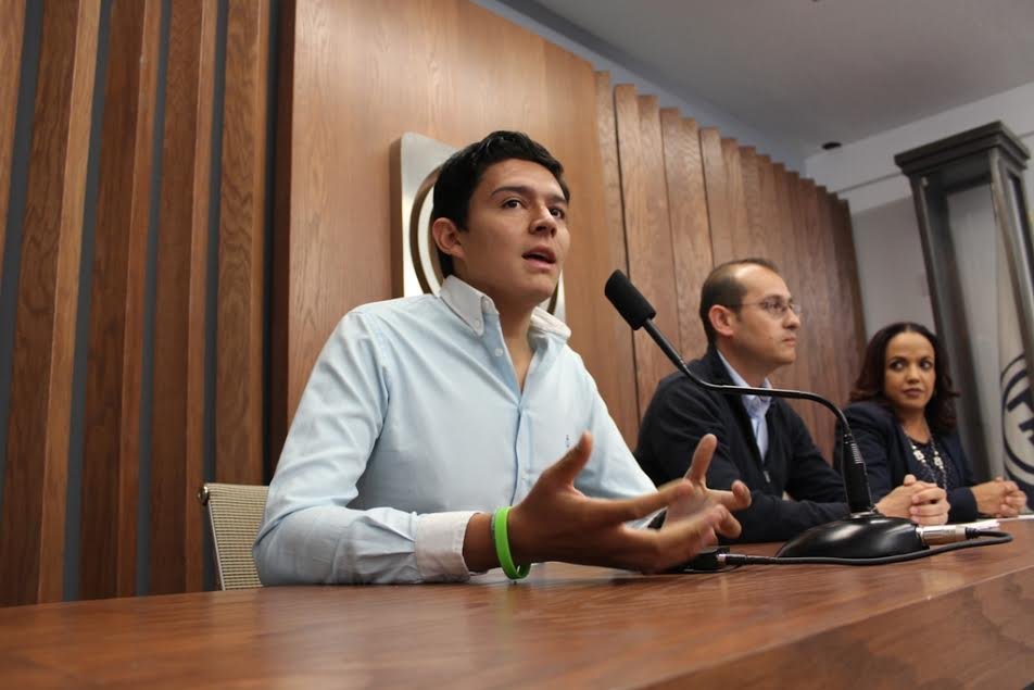 Por su parte José Hildegardo Rodríguez Bedolla, secretario de Acción Juvenil en el estado, refirió que el principal objetivo de este taller es el de capacitar a los jóvenes para que estos sepan cómo estar al frente algún encargo