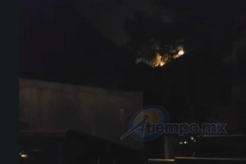 Apenas a las 21:00 horas de este mismo jueves se había reportado la culminación del siniestro que afectó el Cerro de la Cruz y el Cerro El Jicalán, así como el otro incendio que daño al Cerro Colorado