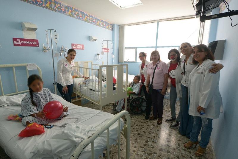 DIF Morelia participó en coordinación con la SSM; Paola Delgadillo encabezó las actividades