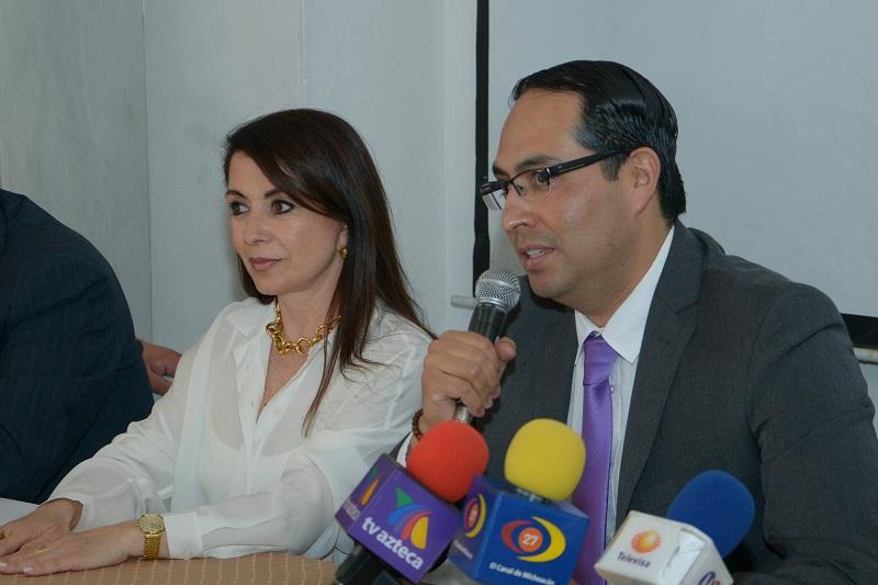 Dentro del trabajo proyectado para este año se pretende avanzar en un 50 por ciento en estos tres aspectos ya mencionados, en el corazón de la capital de Michoacán