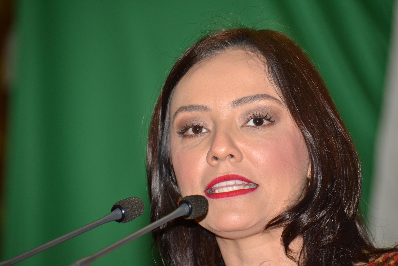 Adriana Hernández presentó iniciativa para atención a personas con autismo