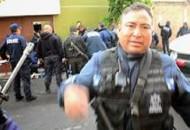 Al detenido se le investiga por abuso de autoridad agravado y lesiones en agravio de un reportero de La Voz de Michoacán