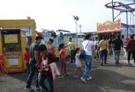 Este miércoles el costo de ingreso al Recinto Ferial, sede de la Expo Fiesta Michoacán, es de 30 pesos, que incluye los nuevos espectáculos (FantastikCircus, la Mansión del Terror, el Rodeo Infantil y la Granja Temática, entre otros