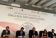 Comparten experiencias y buenas prácticas para mejorar la implementación del Nuevo Sistema de Justicia Penal.