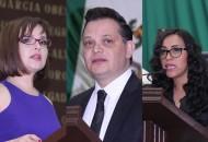 Gómez Trujillo arribó a la máxima tribuna del estado para presentar la iniciativa que adiciona el artículo 177 bis