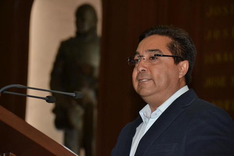 Ochoa Vázquez propuso que, en lo que hace a la obra pública, los recursos públicos deberán de ser transferidos oportunamente, a efecto de que sean aplicados
