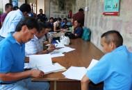 Silvia Estrada invitó a las y los servidores públicos a no dejar para el último día la entrega de sus declaraciones, así como invitar a sus compañeros de trabajo en cumplir en tiempo y forma con las 3 de 3