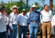 Ningún productor deberá ser presionado económicamente, pues el incentivo otorgado se utilizará únicamente para el desarrollo del campo michoacano