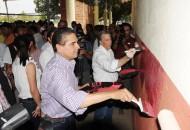La estrategia, de manera coordinada con la Federación, los Ayuntamientos de Apatzingán y Parácuaro, y los Comités Ciudadanos