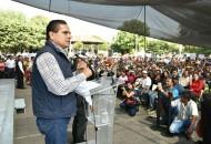 El gobernador de Michoacán afirmó que las líneas de trabajo a implementar en esta demarcación serán acordadas con el Concejo, para que juntos, se construyan las soluciones que se requieren