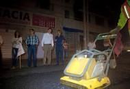 Las brigadas de bacheo permanecerán trabajando a lo largo de las siguientes semanas con el objetivo de mejorar las calles de la ciudad