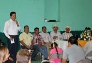 García Conejo insistió en que se deben de organizar desde las estructuras para animar a la militancia de mantenerse activos