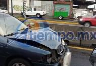 De acuerdo con los primeros reportes, los hechos se registraron alrededor de las 9:30 horas en la Salida a Charo (FOTOS: MARIO REBO)