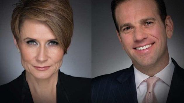 Según Televisa, los dos pilares de este relanzamiento de NOTICIEROS TELEVISA serán, a la par, Denise Maerker y Carlos Loret de Mola