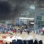 """La Comisión Nacional de Seguridad (CNS) aseguró que sus agentes """"no se encuentran armados ni portan toletes"""""""