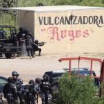 """La institución indicó que """"los elementos de la Policía Federal no se encuentran armados ni portan tolete"""""""
