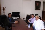 El encargado de la política interna del estado expresó su interés en que la huelga se resuelva de la manera más conveniente para la Universidad