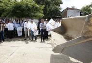 Aportará Gobierno de Michoacán 30 mdp en obras para Coalcomán