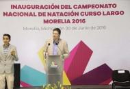 Martínez Alcázar señaló que la realización de la competencia en Morelia es el resultado de las gestiones del gobierno municipal
