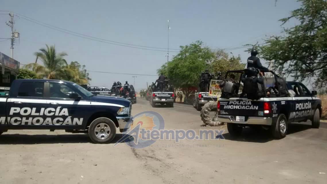 Hasta el momento las autoridades desconocen las causas del ataque, así como la identidad y paradero de los homicidas
