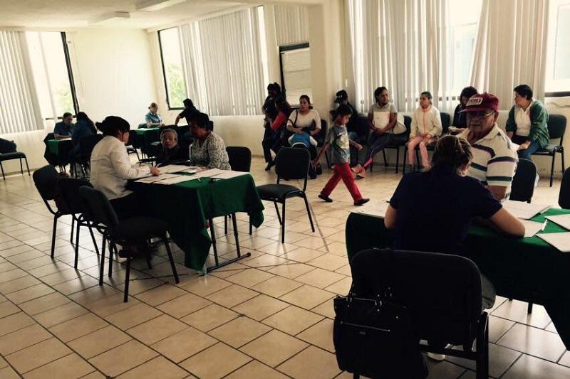 Al cierre del registro el DIF Morelia recibió un total de 200 solicitudes, de las cuales 114 obtuvieron el certificado de discapacidad permanente emitido por el Centro de Cultura para la Discapacidad