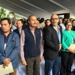 El legislador subrayó la importancia de mantener las relaciones fortalecidas entre los diferentes órganos de gobierno para que se traduzcan en verdaderos beneficios para los michoacanos