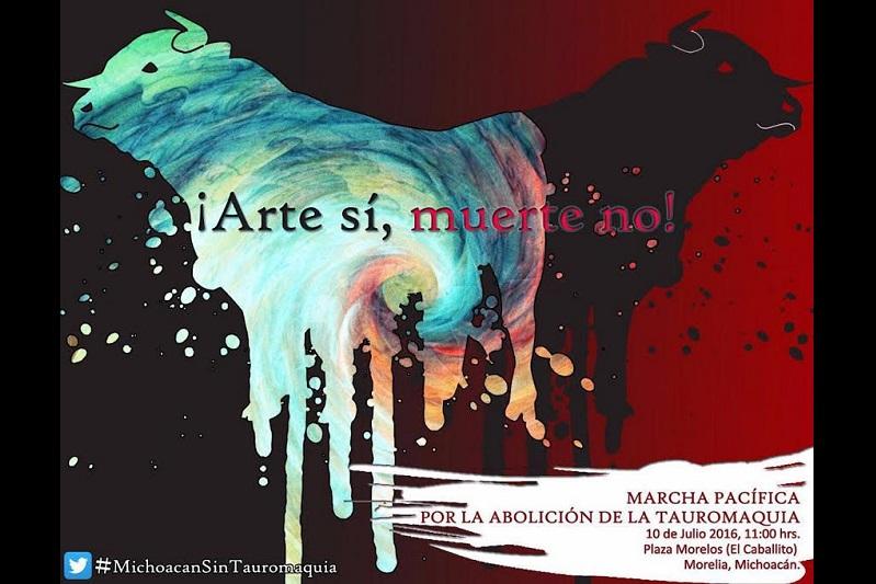 Se realizará a las 11:00 horas del domingo 10 de julio y partirá de la Plaza Morelos al Centro de Morelia
