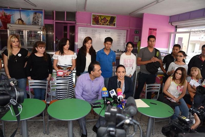 En el lugar, 15 locatarios han unido esfuerzos con Villanueva Cano para impulsar la economía local
