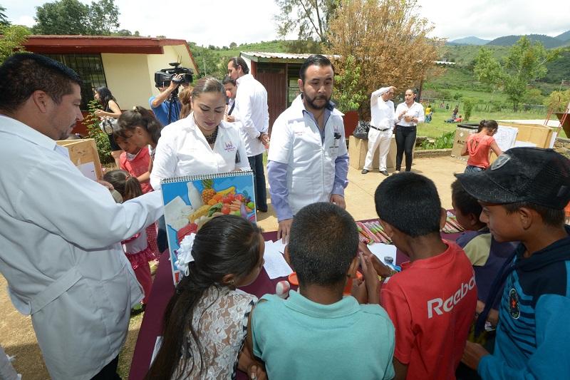 La atención a la zona rural, una prioridad para el gobierno municipal del alcalde, Alfonso Martínez: Marín Chávez