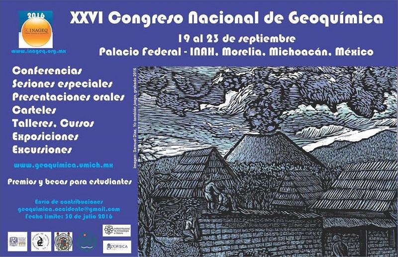 El evento se realizará en el INAH, Delegación Morelia, ubicado en el antiguo Palacio Federal, Av. Madero Oriente, número 799 en el Centro Histórico de Morelia, del 19 al 23 de septiembre próximos