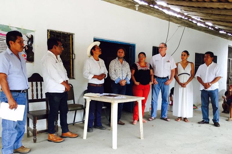 """Estamos aquí porque es nuestro deber atender de manera cercana a nuestra gente"""", aseguró el titular de la Secretaría de los Pueblos Indígenas, Ángel Alonso Molina"""