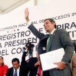 Silva Tejeda señaló que con la dirigencia de Enrique Ochoa se consolidará el proyecto de nación que el Presidente, Enrique Peña Nieto ha emprendido