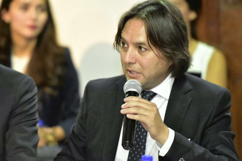 Adem Argueta, destacó que el Banco Interamericano de Desarrollo realiza un análisis preliminar en el estado para apoyar el Plan Estratégico de Desarrollo