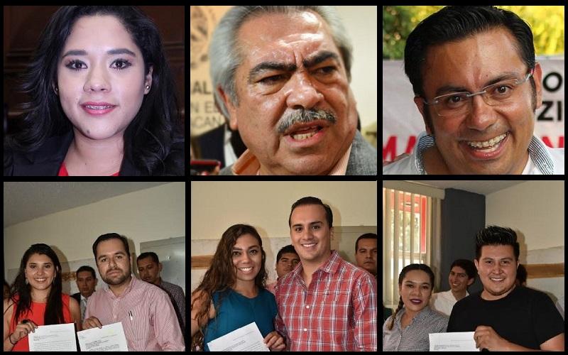 Después de haber perdido la elección por la gubernatura aún se niega a soltar el control sobre sectores y organismos priístas de Michoacán
