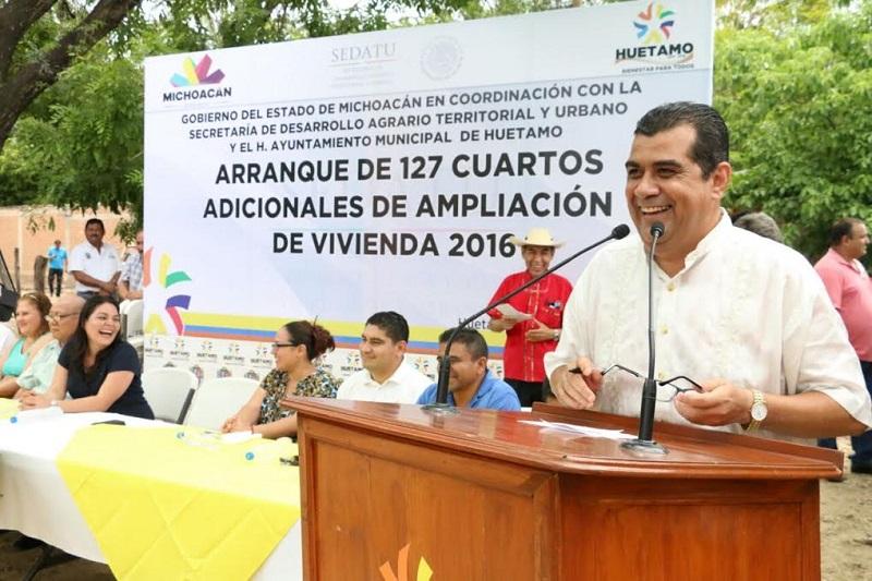 En estas obras se invertirán 5.5 mdp, informó el alcalde Elías Ibarra