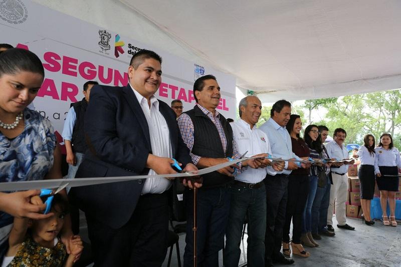 Ayudar a los municipios en gestiones y trabajo para incrementar los proyectos de impacto social, el objetivo, señala Aureoles Conejo