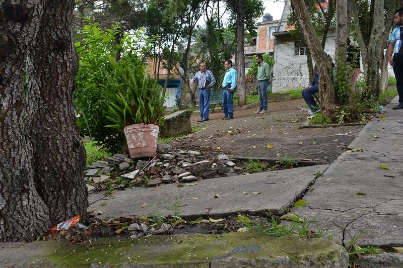 El alcalde Alfonso Martínez visitará en compañía de todos los funcionarios municipales secretarios y directores, la colonia Colinas del Sur el próximo sábado 30 de julio