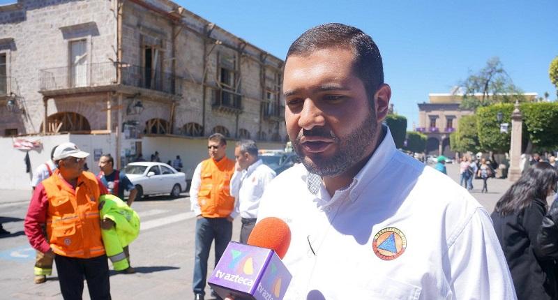 Ramírez Canals dijo que a lo largo de ese periodo, la Coordinación se encuentra en constante monitoreo tanto en el municipio como en las salidas de las carreteras, para atender situaciones de emergencia en cualquier momento del día