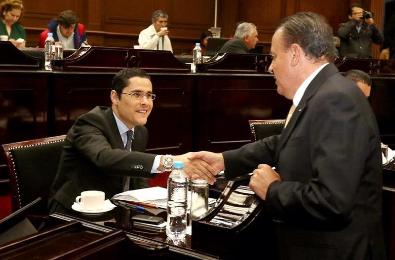 La normativa contiene mecanismos que evitarán que las autoridades estatales y municipales abusen o sean irresponsables con la contratación de financiamientos: Villegas Soto