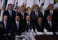 Aureoles Conejo opinó que dentro de las propuestas que ha hecho tanto a las autoridades federales como al magisterio en Michoacán, están el contextualizar la evaluación educativa