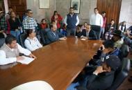 El Ayuntamiento de Morelia pondera por el diálogo para la resolución de inquietudes ciudadanas y trabaja hombro a hombro con la población en obras en beneficio de todos los morelianos