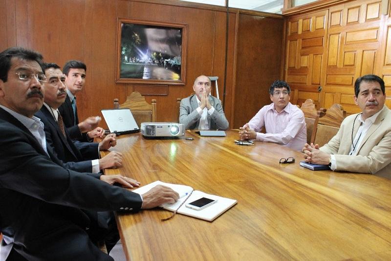 La propuesta, que fue expuesta durante el encuentro por el joven Jesús Alberto Barajas Cuevas, ingeniero mecánico recién egresado de la UMSNH, representaría una inversión del orden de 78 mdp