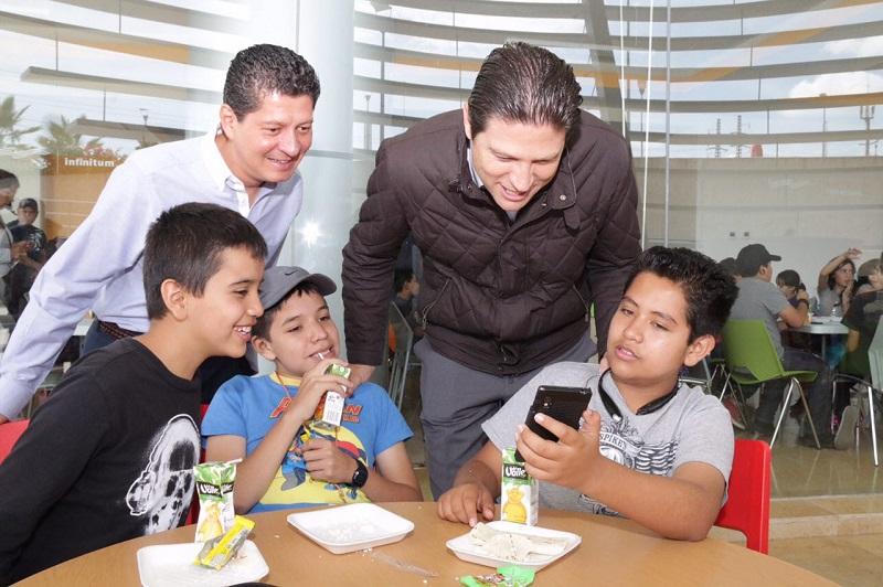 Amante Urbina resaltó que el Curso de Verano TecnoDivertido está muy concordado con los grandes ejes del Plan de Gobierno del alcalde Alfonso Martínez